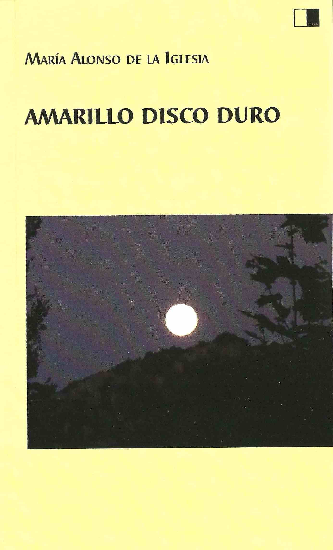 AMARILLO DISCO DURO
