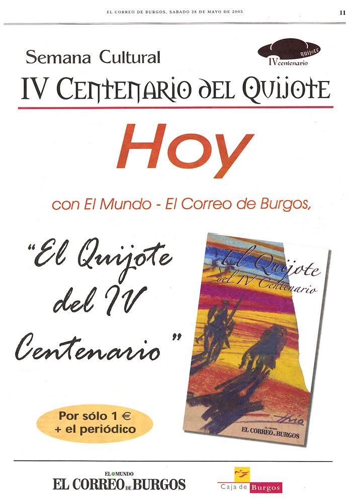 EL MUNDO- El Correo de Burgos